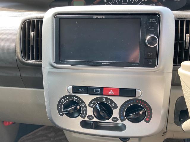 X ナビTV付き WエアB ABS 電格ミラー 衝突安全ボディ(5枚目)