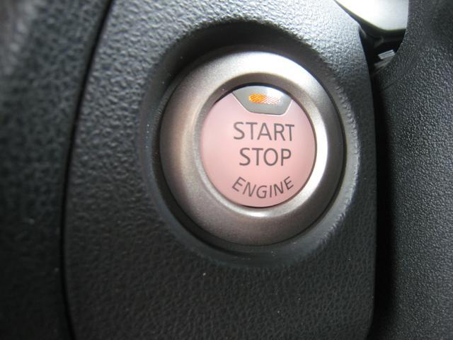 上級グレードの「RXタイプV」ですので、エンジンスタートプッシュボタン!インテリジェントキーを持っていればワンプッシュでエンジンかかります!