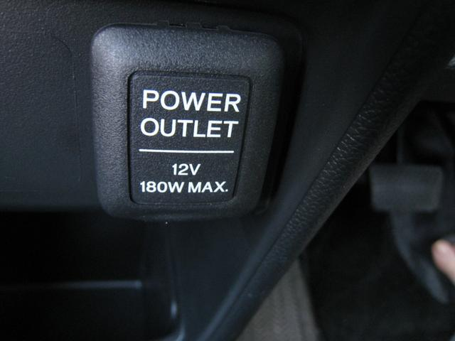 12V180W電源ソケット!
