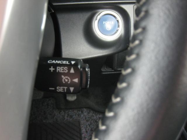 上級グレードの「G」ですので、オートクルーズコントロール付!そのコントロールレバー!高速道路等での運転が楽です!