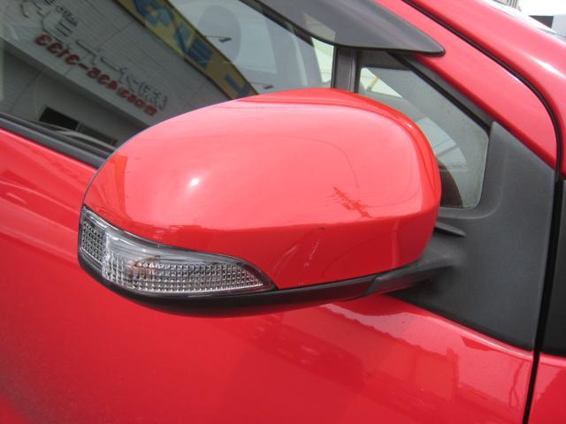 純正追加オプションのドアロック連動オートリトラクタブルドアミラー!ドアミラーウインカー!