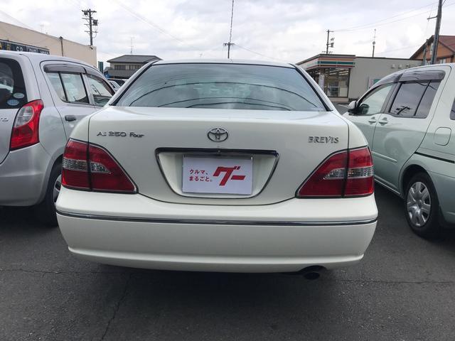 「トヨタ」「ブレビス」「セダン」「静岡県」の中古車5