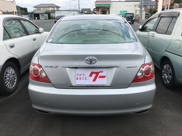 「トヨタ」「マークX」「セダン」「静岡県」の中古車7