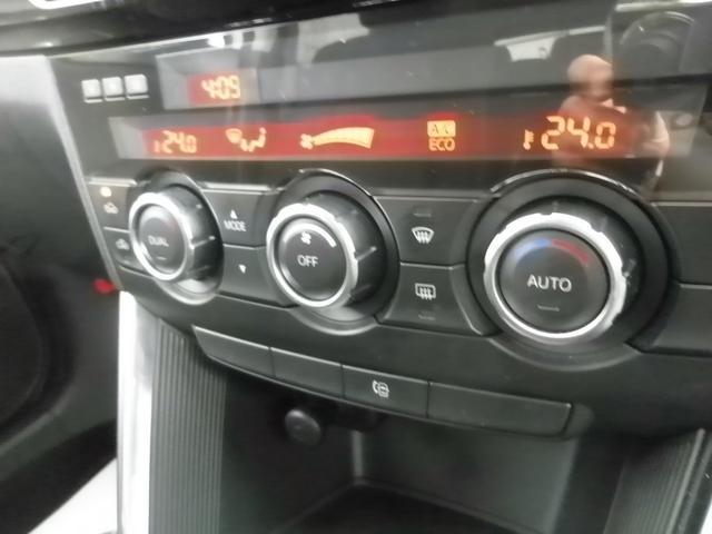 左右独立温度調節フルオートエアコン!