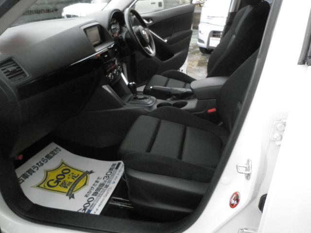 ロングスライド&リクライニングでゆったりとした助手席スペースです!