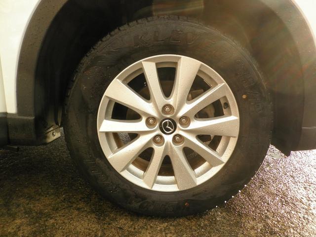 タイヤ溝もバッチリ残ってます!