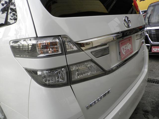 「トヨタ」「ヴェルファイア」「ミニバン・ワンボックス」「静岡県」の中古車46