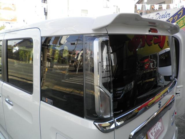 ハイブリッドXSターボ 展示試乗車 両側自動ドア ナビTV(42枚目)