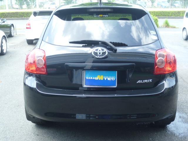 トヨタ オーリス 150X Sパッケージ 女性ワンオーナー