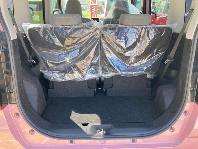 L 14インチフルホイールキャップ フルLEDヘッドランプ オート格納式カラードドアミラー マルチインフォメーションディスプレイ フルファブリックシート(10枚目)