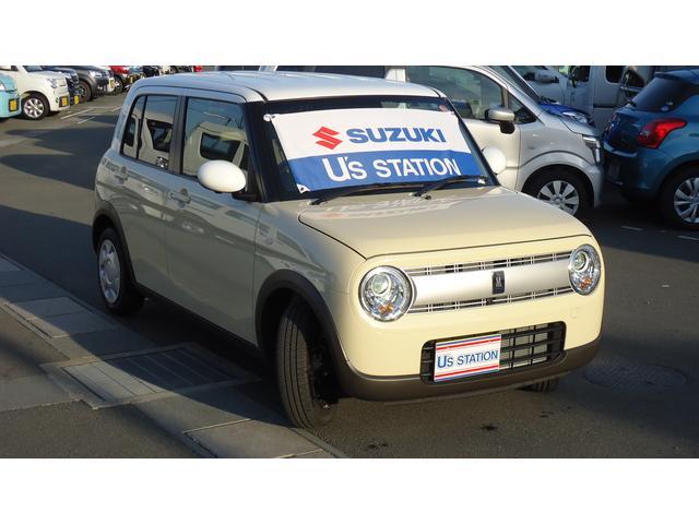 スズキ アルトラパン S