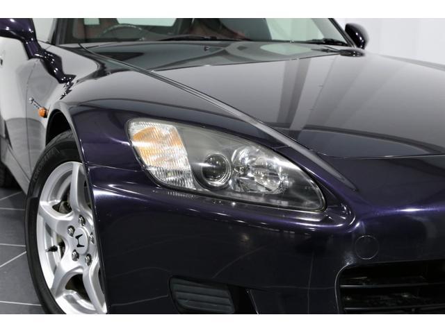 ホンダ S2000 ベースグレード 赤革シート フルノーマル