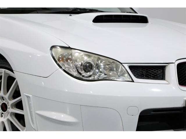 WRX STI スペックC タイプRA-R ノーマル 限定車(6枚目)