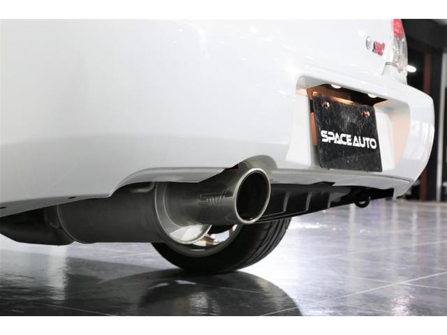 WRX STI スペックC タイプRA-R ノーマル 限定車(12枚目)