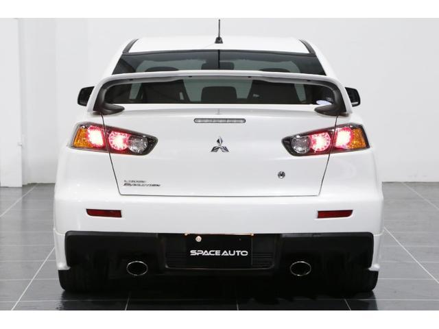 GSRエボリューションX 5速MT OPエアロ 車高調(6枚目)