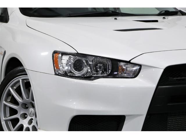 GSRエボリューションX 5速MT OPエアロ 車高調(8枚目)