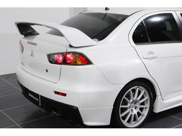 GSRエボリューションX 5速MT OPエアロ 車高調(12枚目)
