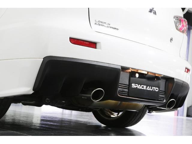 GSRエボリューションX 5速MT OPエアロ 車高調(15枚目)
