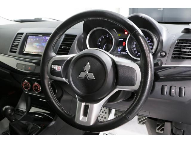 GSRエボリューションX 5速MT OPエアロ 車高調(17枚目)