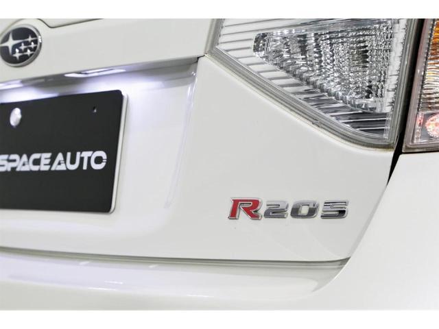 R205 限定車 6速MT フルノーマル(16枚目)