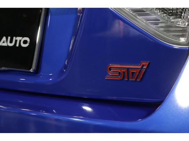 WRX STi プレミアムPK タン革 6速MT BBS(11枚目)