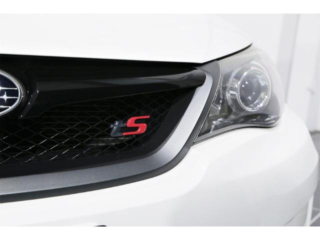 WRX STI tSタイプRA 限定車 6速MT 18AW(7枚目)