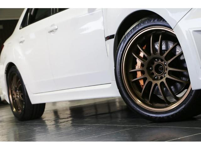 WRX STI tSタイプRA 限定車 6速MT 18AW(10枚目)
