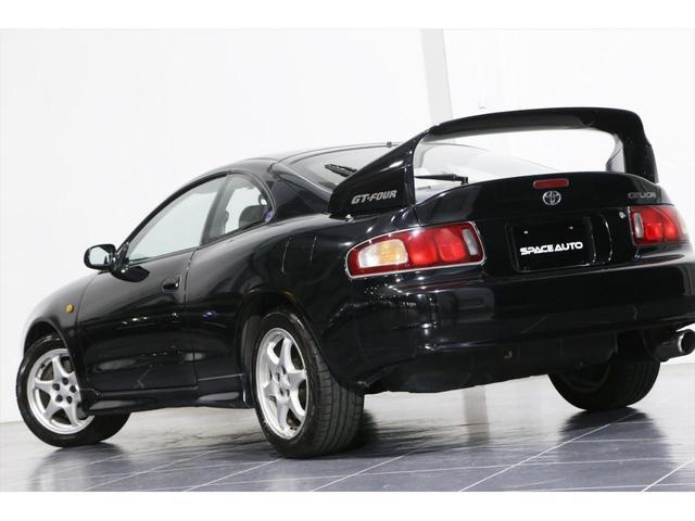 GT-FOUR ターボ 5速MT 大型Rスポ フルノーマル(9枚目)
