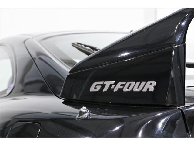 GT-FOUR ターボ 5速MT 大型Rスポ フルノーマル(10枚目)