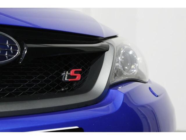 WRX STI tS 限定車 6速MT カーボンルーフ(7枚目)