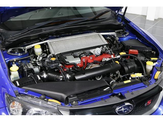 WRX STI tS 限定車 6速MT カーボンルーフ(19枚目)