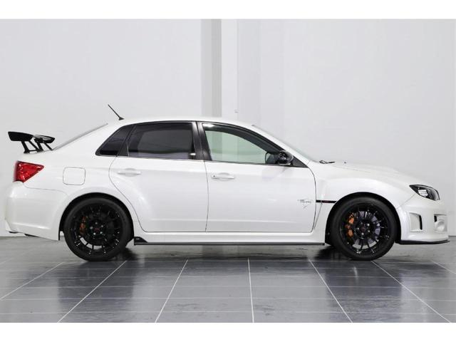 WRX STI tSタイプRA NBRチャレンジP 限定車(4枚目)