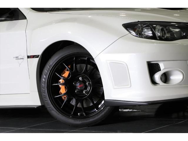 WRX STI tSタイプRA NBRチャレンジP 限定車(9枚目)