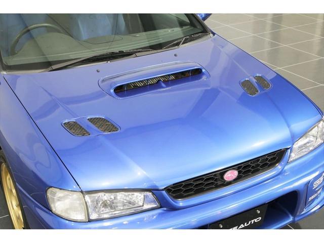 WRX RA STiバージョンVI リミテッド 限定車(9枚目)