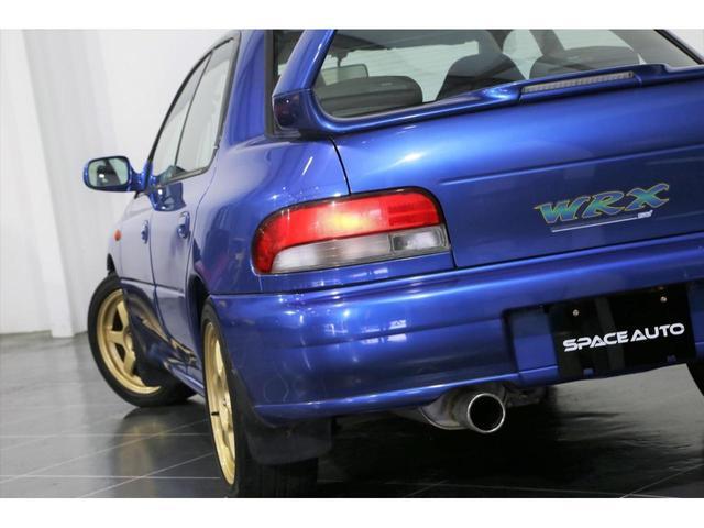 WRX RA STiバージョンVI リミテッド 限定車(10枚目)
