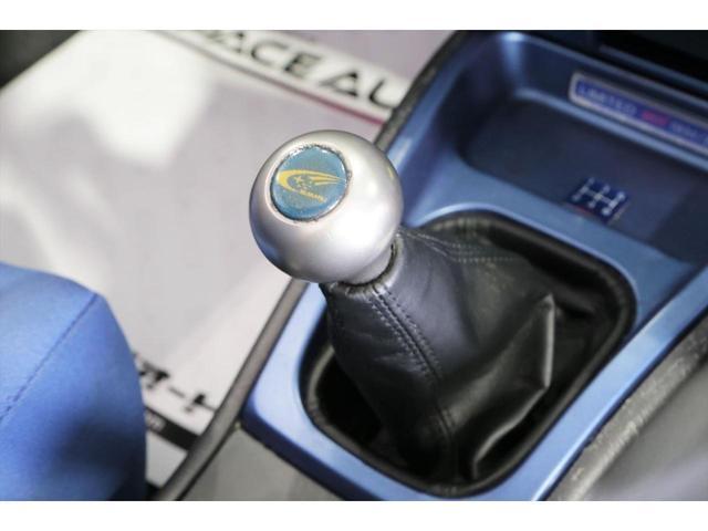 WRX RA STiバージョンVI リミテッド 限定車(15枚目)