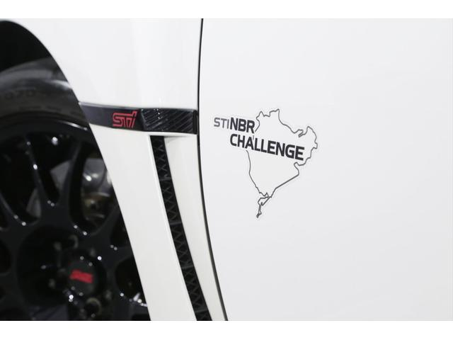 WRX STI tSタイプRA NBRチャレジレカロ 限定車(10枚目)