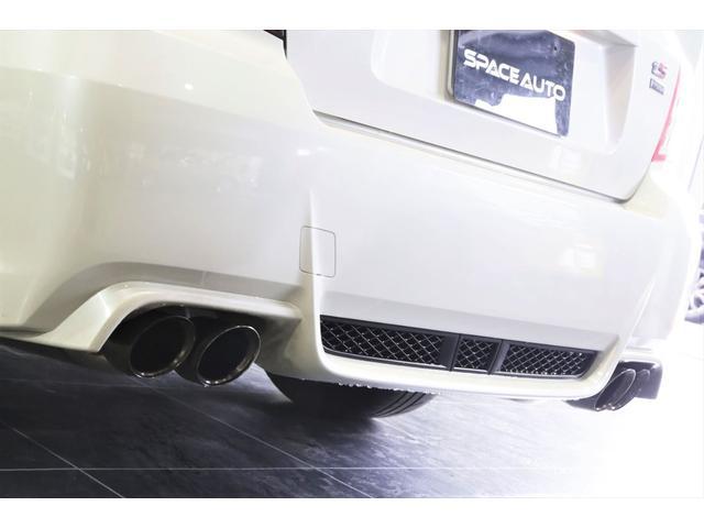WRX STI tSタイプRA NBRチャレジレカロ 限定車(11枚目)