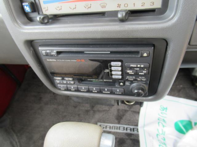 スバル サンバーディアス ディアス クラシックCVT車2トーンカラールーフ