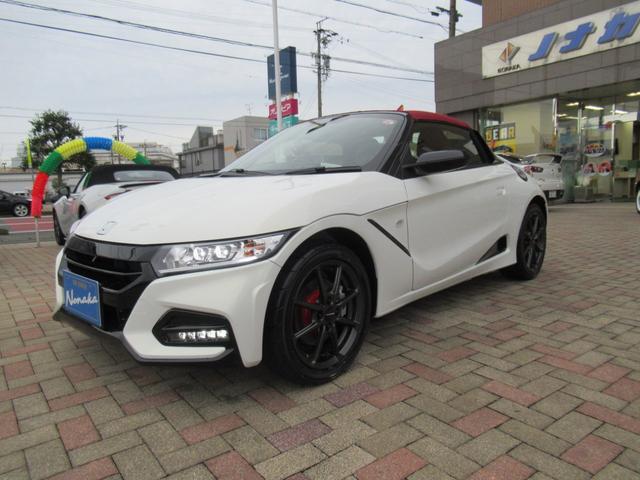 「ホンダ」「S660」「オープンカー」「静岡県」の中古車7