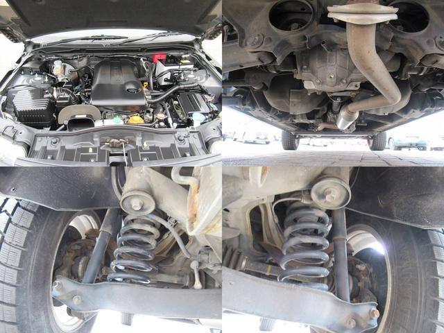 XG 5速MT車 4WD車 スタッドレス付き サマータイヤ(6枚目)