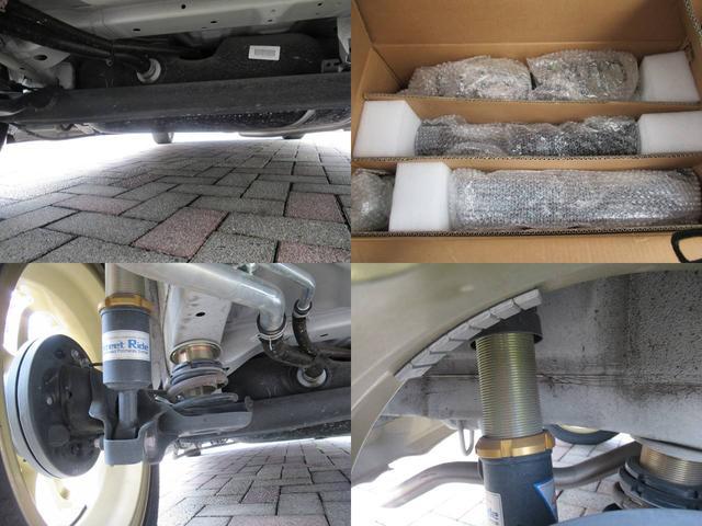 VP StreetRide車高調 WORKエモーション15インチアルミ 純正エアロ ワンオーナー車(6枚目)