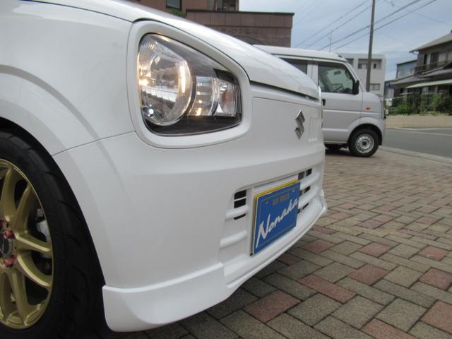 VP StreetRide車高調 WORKエモーション15インチアルミ 純正エアロ ワンオーナー車(8枚目)