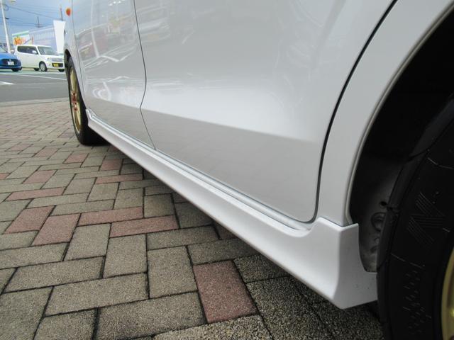 VP StreetRide車高調 WORKエモーション15インチアルミ 純正エアロ ワンオーナー車(9枚目)