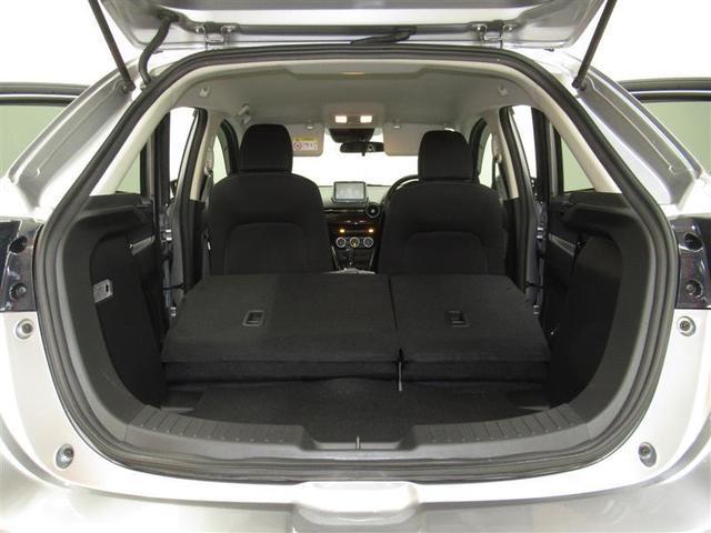 13S ワンオーナー 安全装備 衝突被害軽減システム 横滑り防止機能 ABS エアバッグ 盗難防止装置 アイドリングストップ CD スマートキー キーレス フル装備 LEDヘッドランプ オートマ(10枚目)