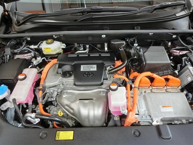 プレミアム ハイブリッド ワンオーナー 4WD 電動シート 安全装備 横滑り防止機能 ABS エアバッグ オートクルーズコントロール 盗難防止装置 バックカメラ ETC ミュージックプレイヤー接続可 CD(13枚目)