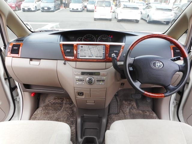 トヨタ ノア X リミテッド 地デジナビ タイヤ4本新品 電動スライドドア
