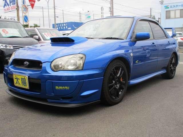 WRX STi 2003 Vリミテッド 4WD(7枚目)