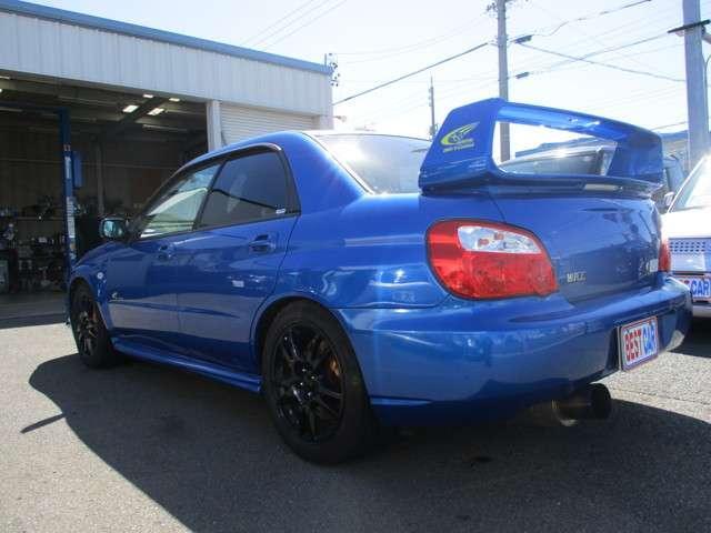 WRX STi 2003 Vリミテッド 4WD(9枚目)