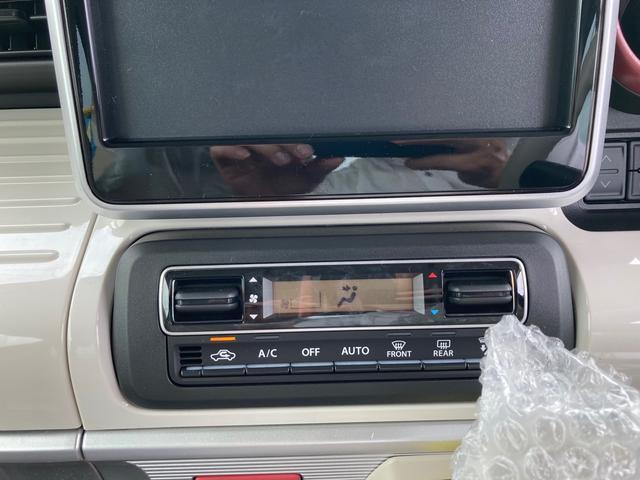 ハイブリッドX 前後衝突軽減機能 全方位カメラ 両側電動スライドドア シートヒーター 届出済未使用車(3枚目)